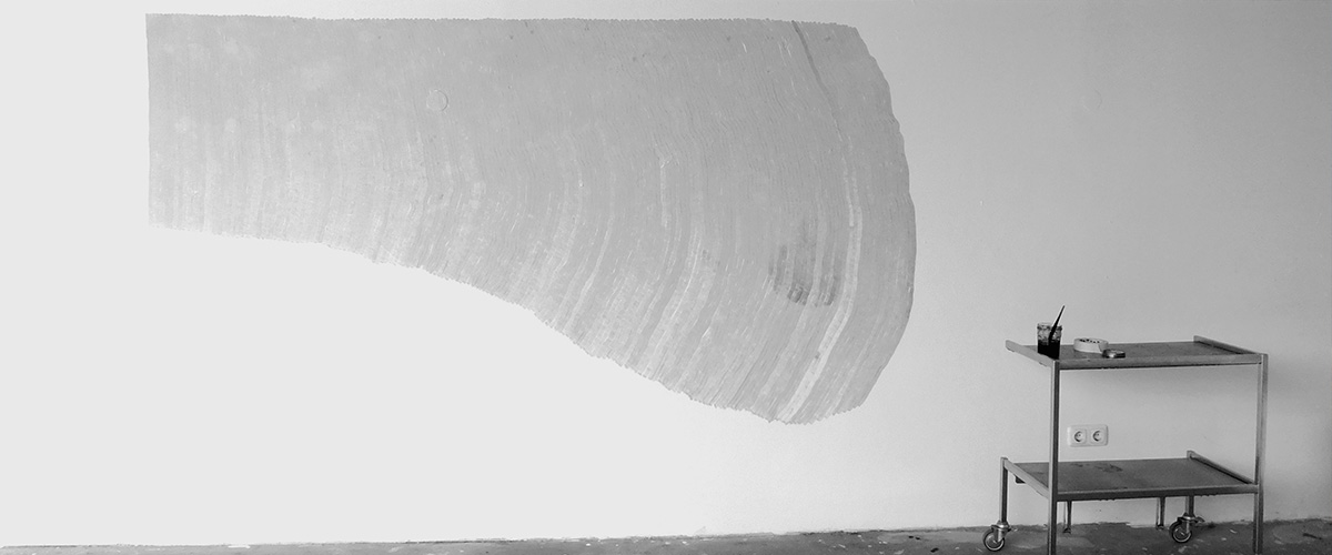 dieses Foto zeigt ein Kunstwerk von Doris Scheuermann