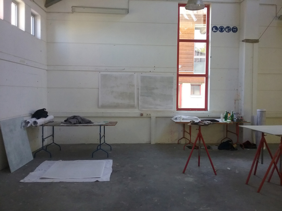Atelieransicht Alanus Werkhaus Alfter