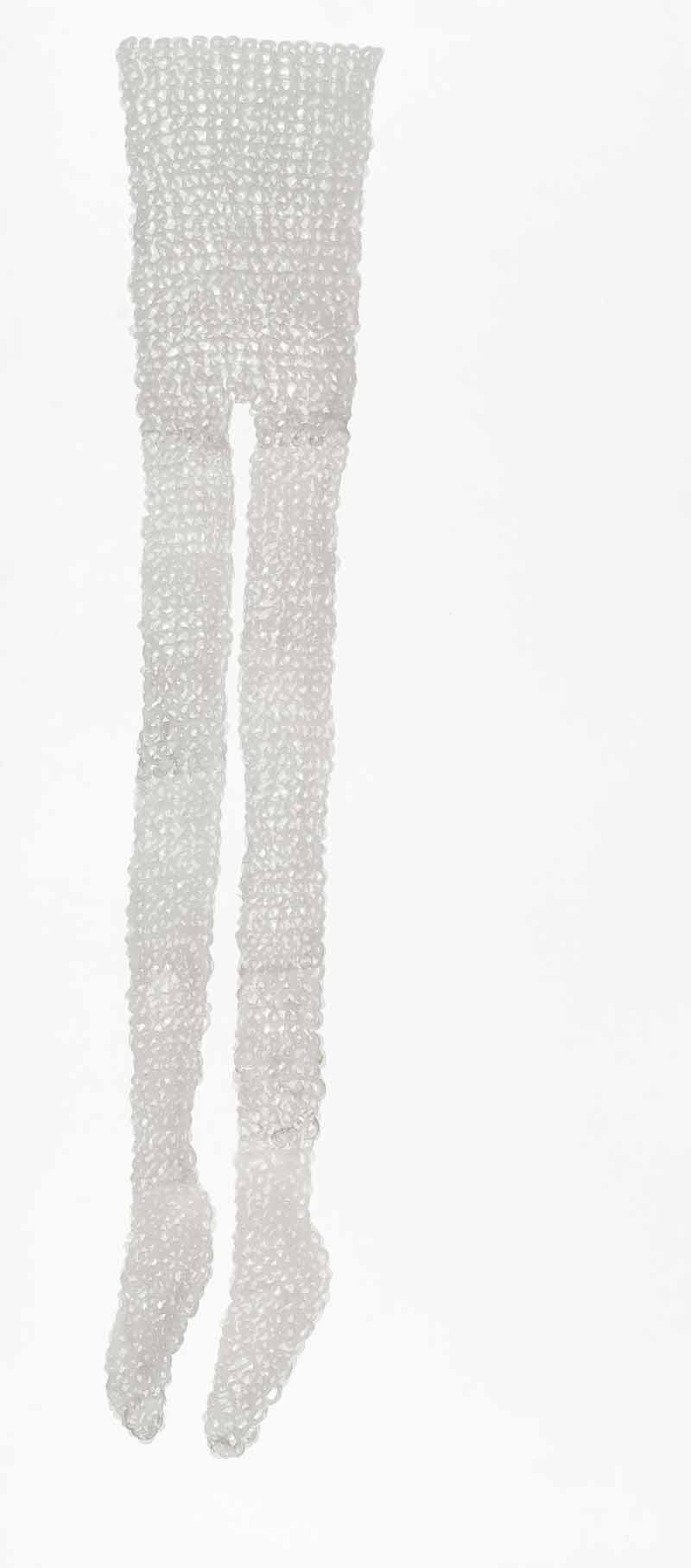 tights_02 | 2017 | 125 x 55 cm | Tusche auf Papier