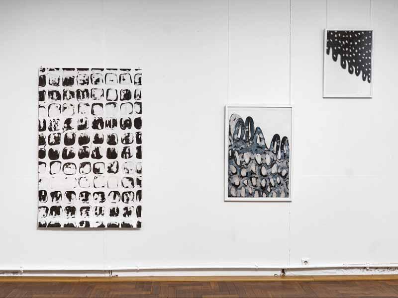 Ausstellungsansicht | loop 2019 | Gärtnerhaus Bonn