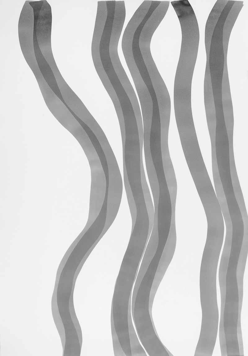 pure_03 | 2015 | 100 x 70 cm | Tusche auf Papier