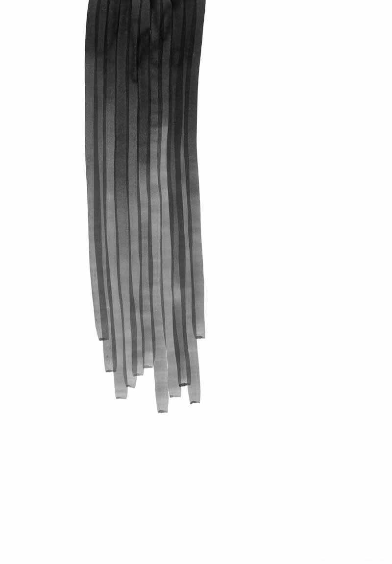 pure_11 | 2015 | 70 x 50 cm | Tusche auf Papier
