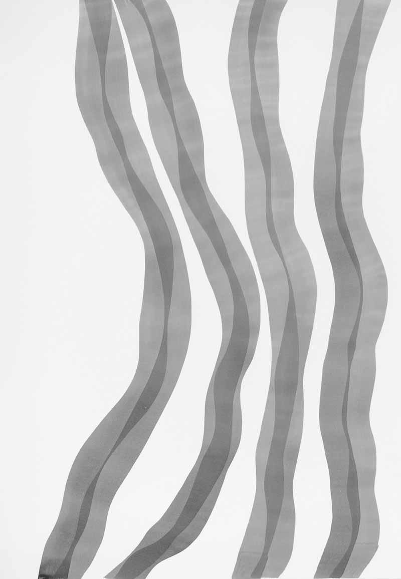 pure_04 | 2015 | 100 x 70 cm | Tusche auf Papier