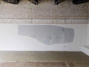 das Foto zeigt eine Wandzeichnung Fabirk 45 Bonn