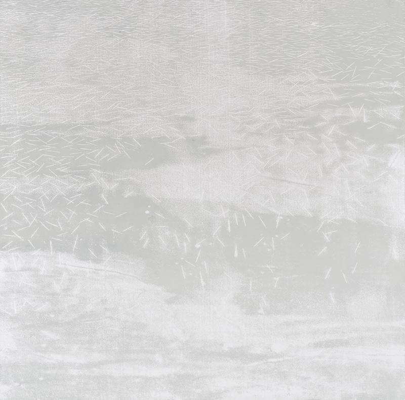 weiter als der Himmel_02 | 2017 | 100 x 100 cm