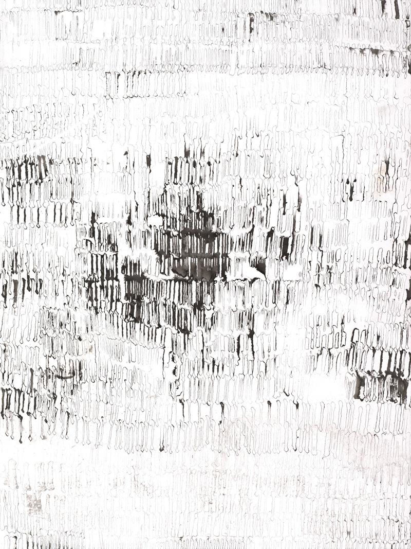 ohne Titel_07 | 2018 | 70 x 50 cm | Tusche auf Papier
